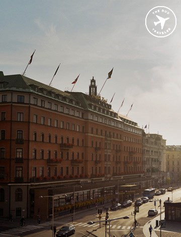 The DUX Traveler: The Grand Hotel